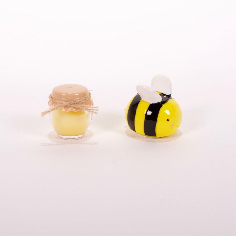 Lipgloss abeja y miel
