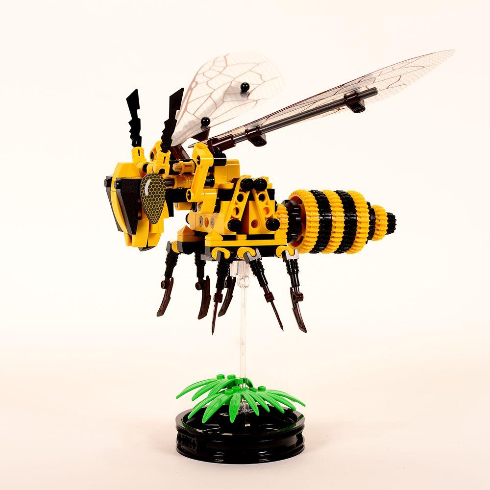 Abeja voladora lego1