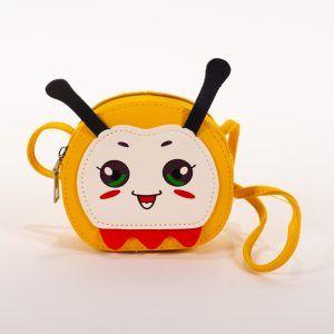 Bolso abeja amarillo