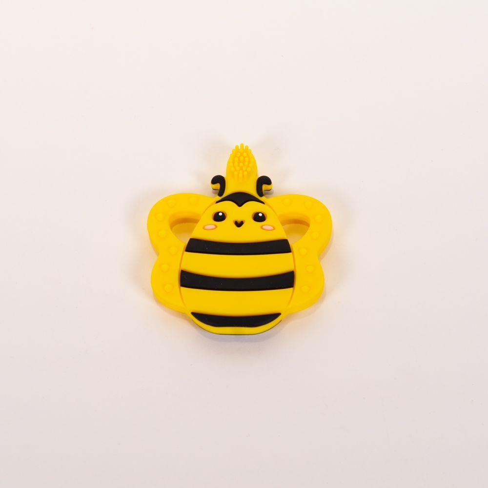Cepillo de dientes mordedor bebes abeja