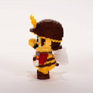 Mario lego perfil