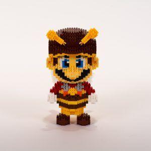 Mario lego frente