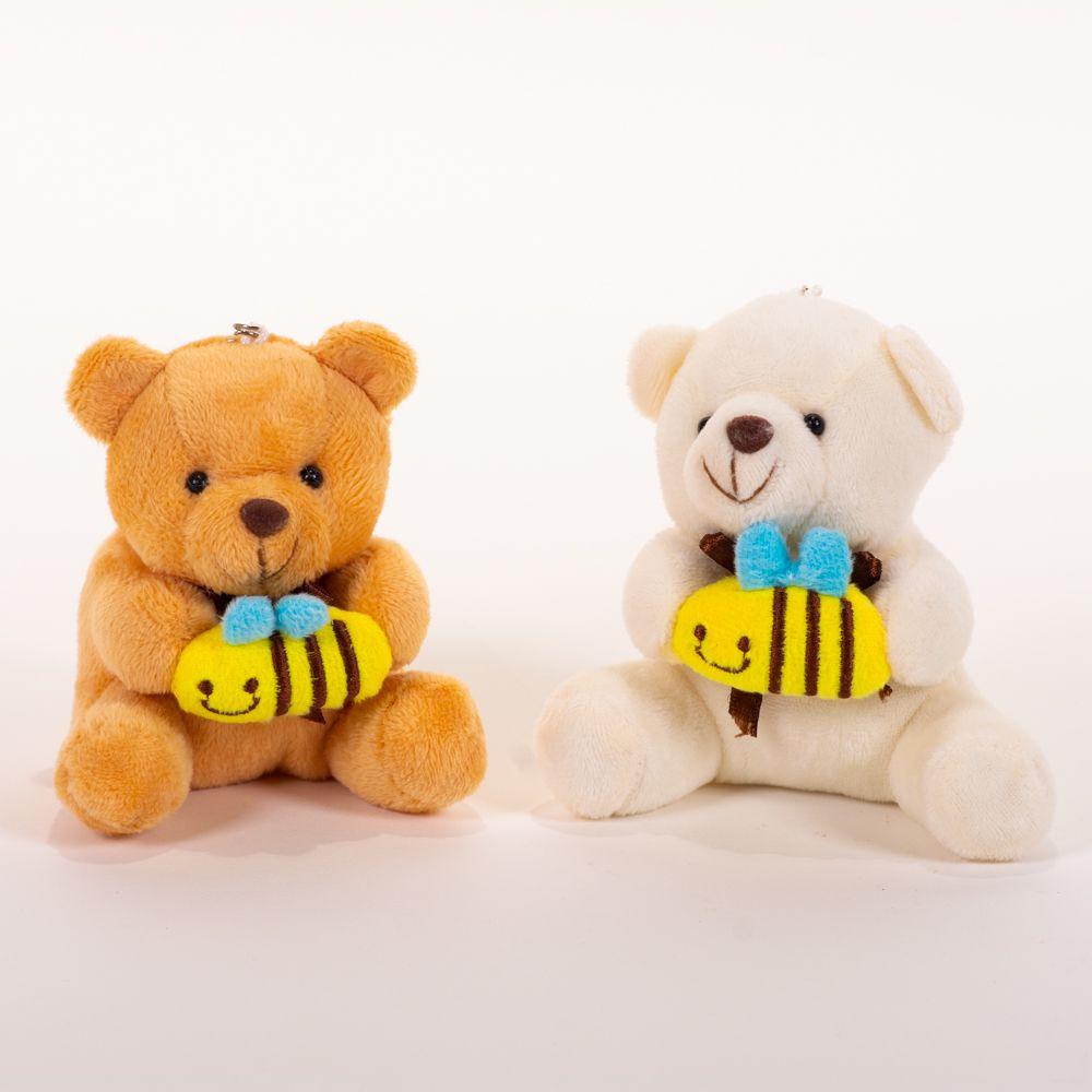 Ositos con abejas llavero
