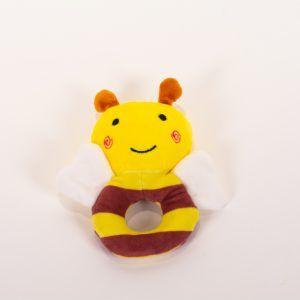 Sonajero abeja